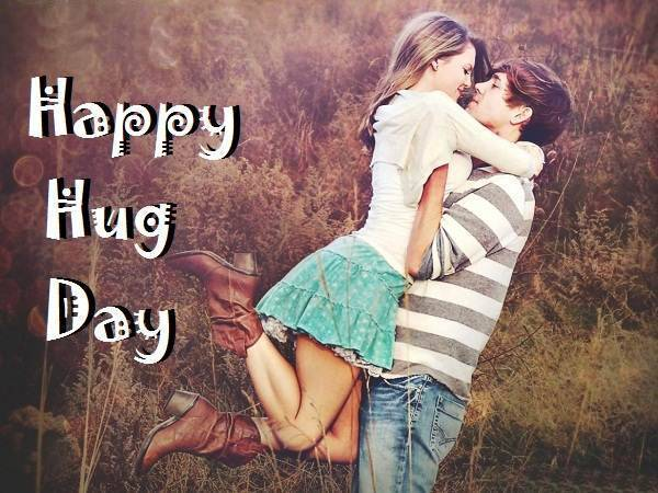 Awesome Hug Day Wishes Picture