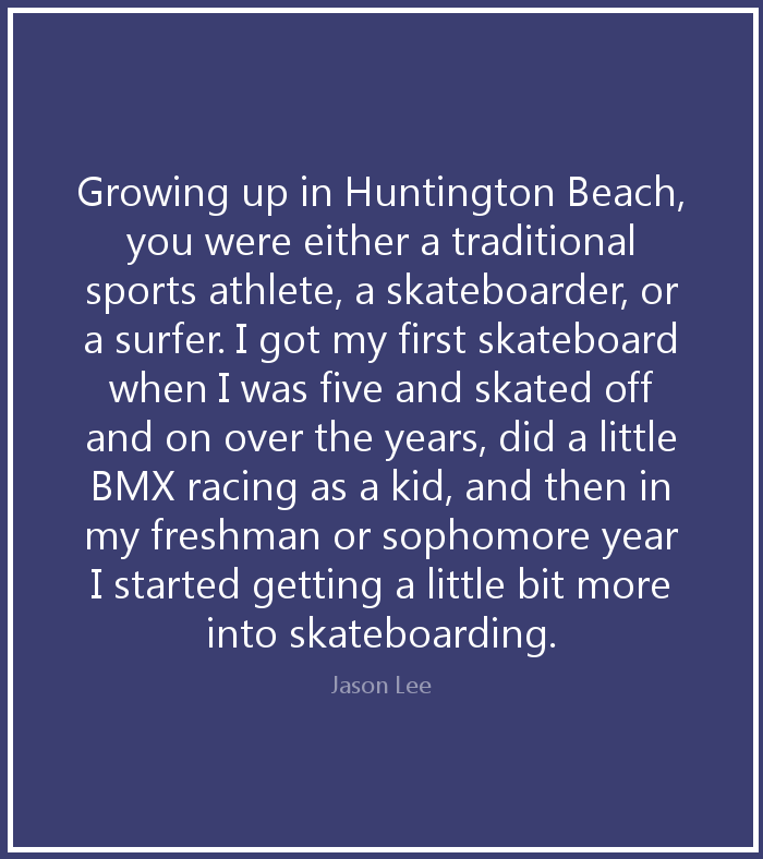 BMX Quotes Growing up in Huntington