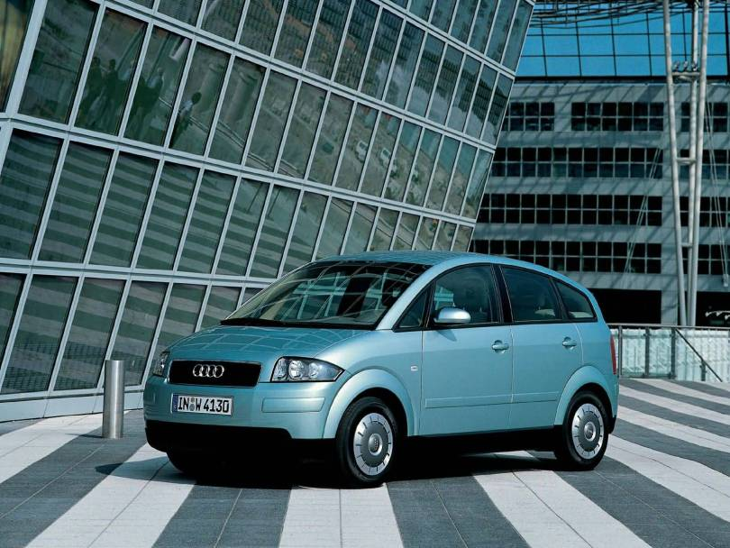 Beautiful Audi A2 Car
