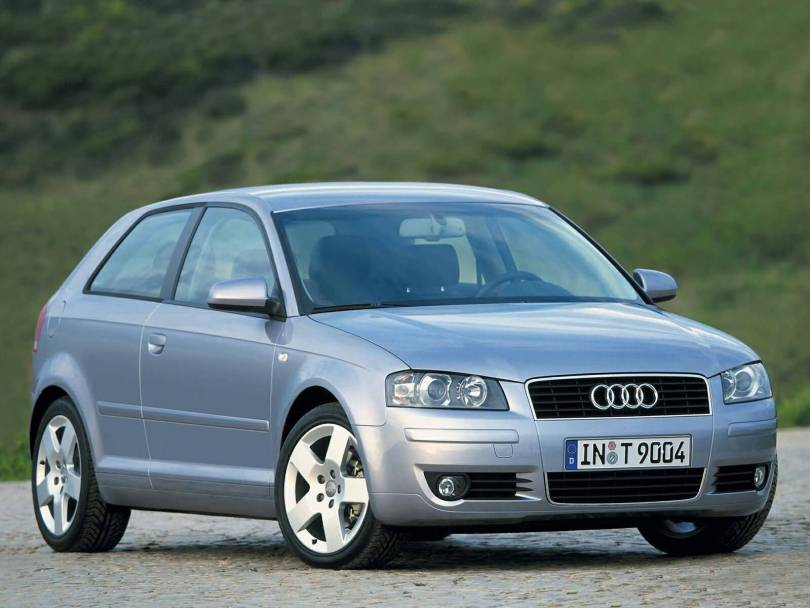 Beautiful Audi A3 car