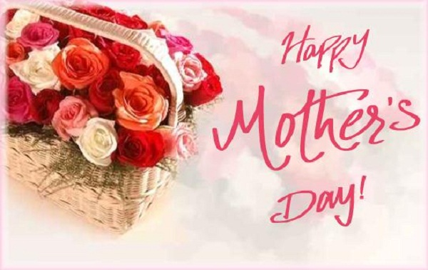 Beautiful Flower For Mom Happy Mothers Day Wishes Image