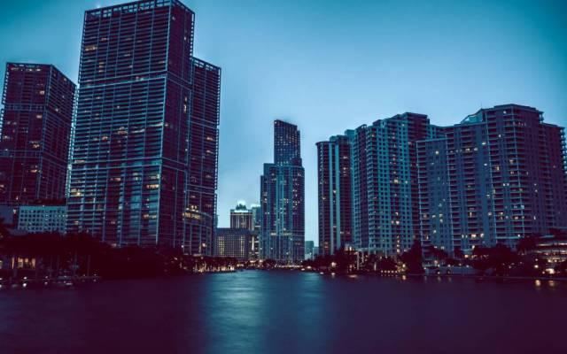 Beautiful Miami Full HD Wallpaper