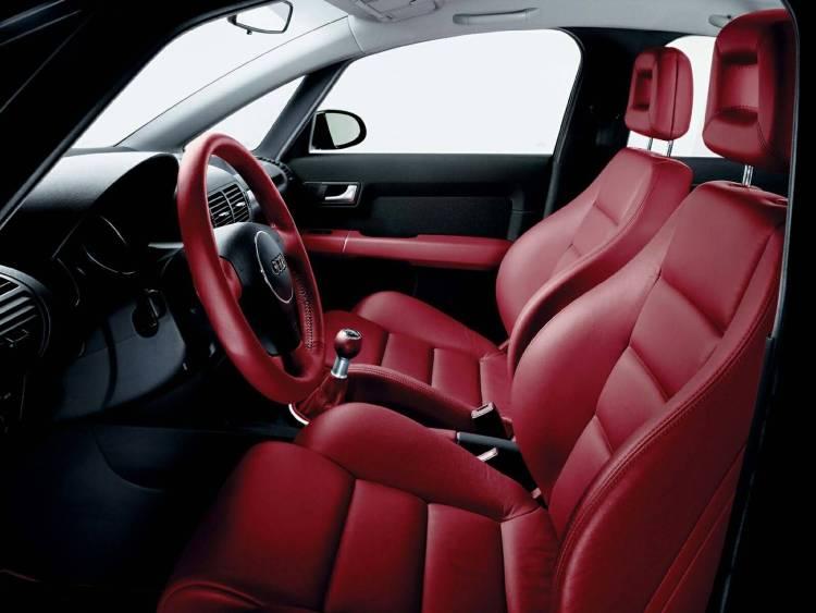 Best Audi A2 Car inside view