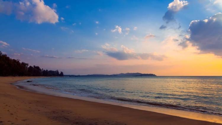 Best Beach Background Full HD Wallpaper