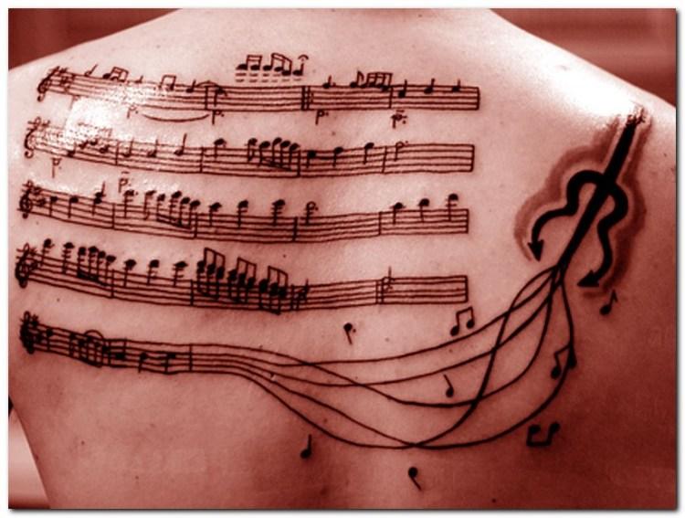 Rock Band Tattoo 041