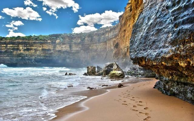 Best Ever Beach Of World Full HD Wallpaper