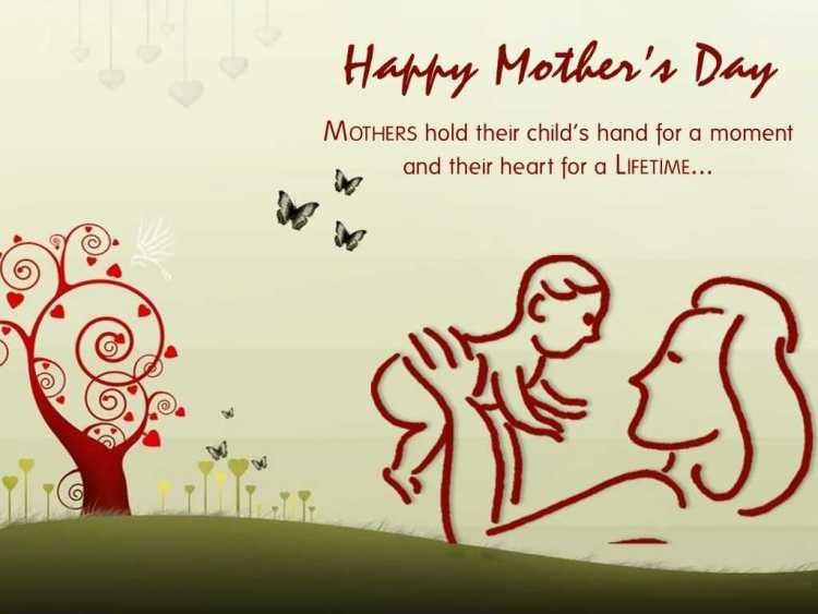 Best Happy Mothers Day Greetings Message Image