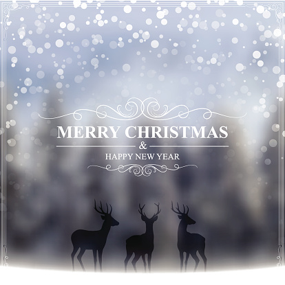 Best Merry Christmas Happy New Year Wishes Wallpaper