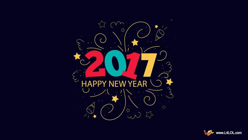 Best New Year 2017 Wishes Image