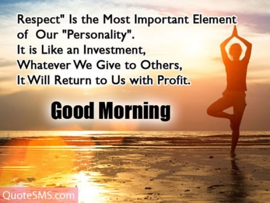 Best Quotes For Good Morning Wishes Image