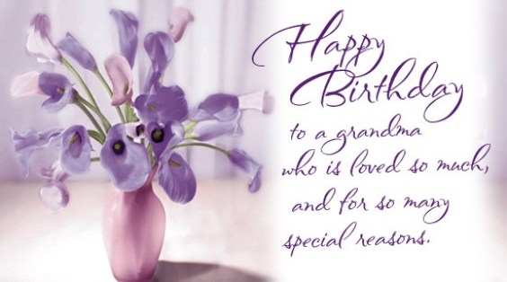 Best Wishes For You Blessings Happy Birthday Special Grandmom Birthday Wishes