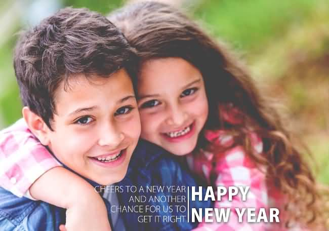 Best Wishes Friends Happy New Year Image