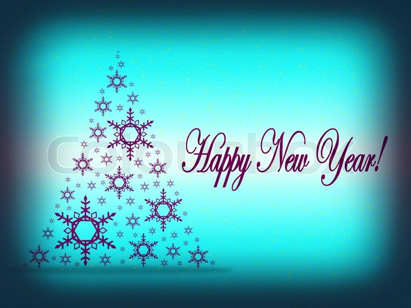 Best Wishes Happy New Year Wallpaper