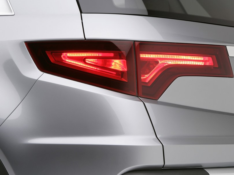 Best silver Acura RDX Concept Car