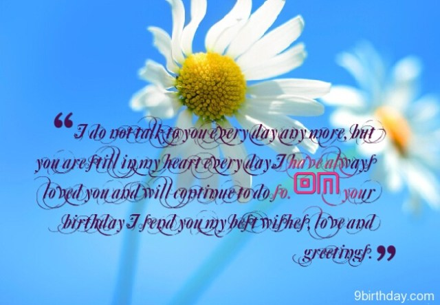 Birthday Greetings Message For Dear Sister