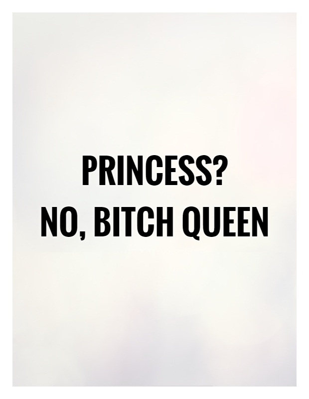 Black Queen Quotes Princess no