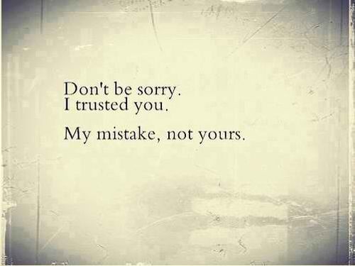 Broken Trust Quotes45