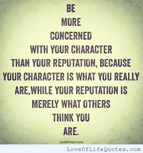 Character Quotes Sayings 02