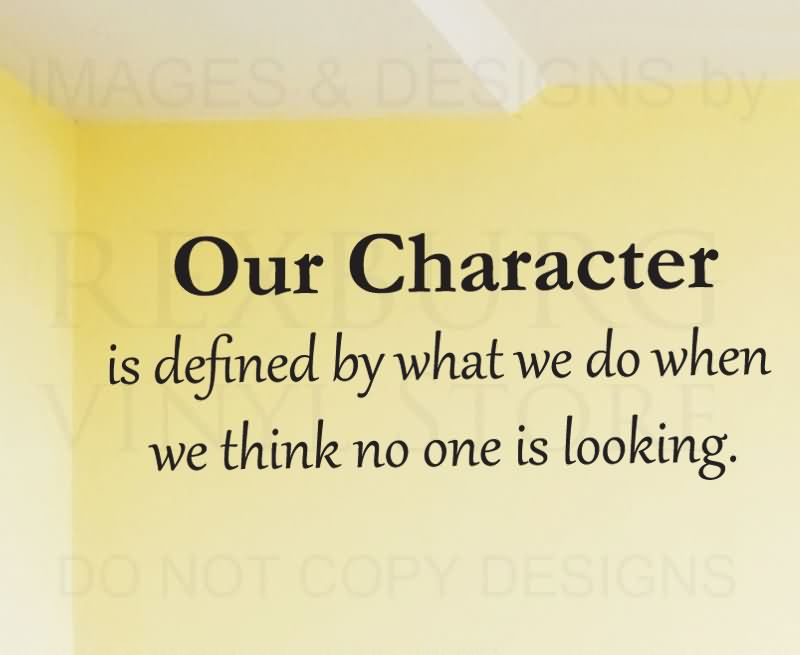 Character Quotes Sayings 04