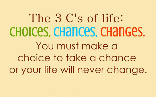 Choice Quotes Sayings 1