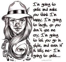 Chola Quotes I'm going to smile