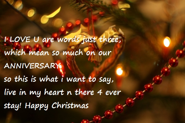 Christmas Greeting For Girlfriend