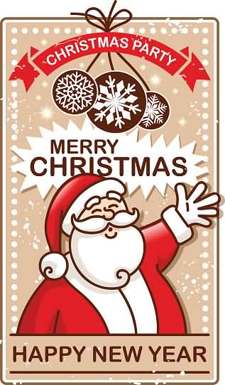 Christmas Party Happy New Year Wishes Image Have A Great Day