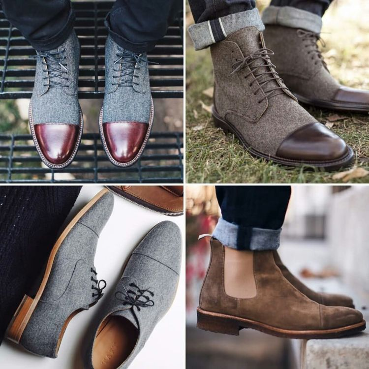 Cool Winter Leather Shoe Collection On 2017 For Men