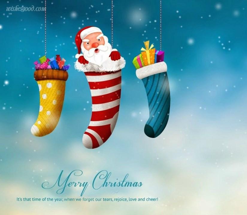 Cute Merry Christmas Greeting