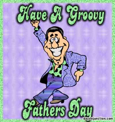 Dance On Happy Father's Day Wishes Card Image