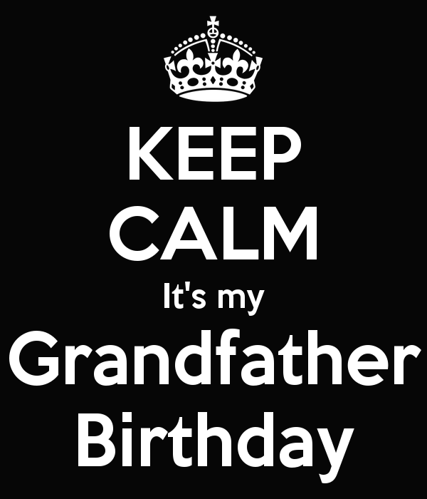 Dearest Grandpa Birthday Wishes Image