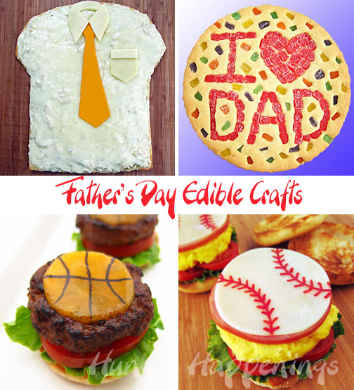 Delicious Happy Father's Day Greetings Image