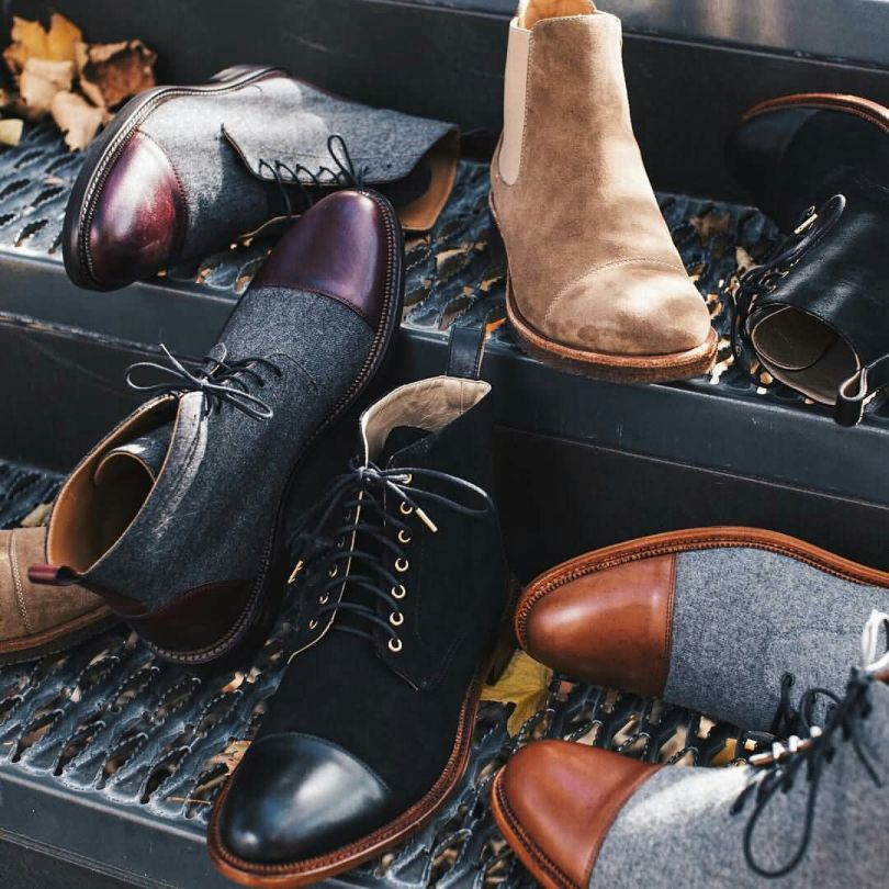 Fantastic Collection Of Expensive Shoes For This Winter