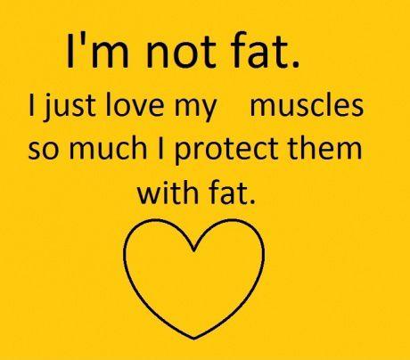 Fat Sayings