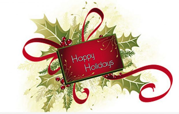 Free Download Happy Holiday Wishes Image