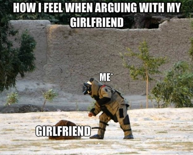 Funny Meme For Your Wife : Most funniest girlfriend meme on internet picsmine