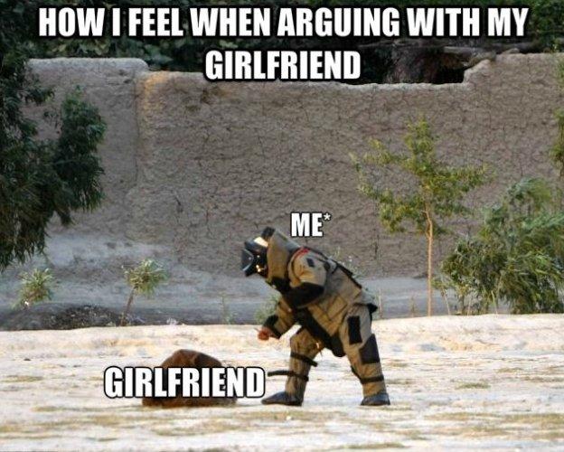 Funny Meme For Girlfriend : Most funniest girlfriend meme on internet picsmine