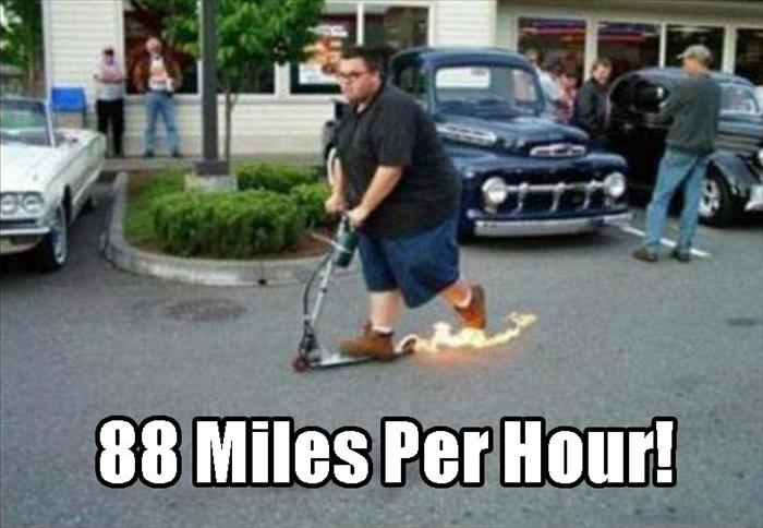 Funny WTF Memes 88 Miles Per Hour