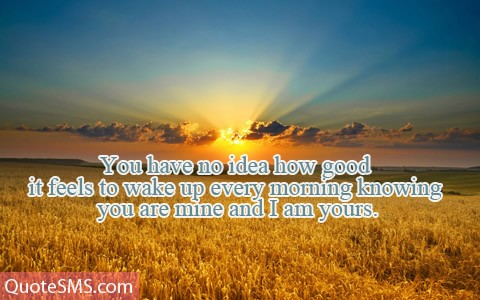 Good Morning Greetings Text Image