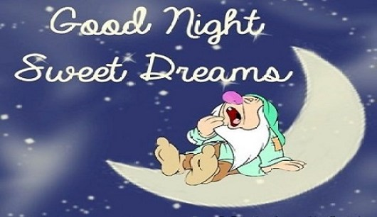 Good Night Sweet Dreams Image