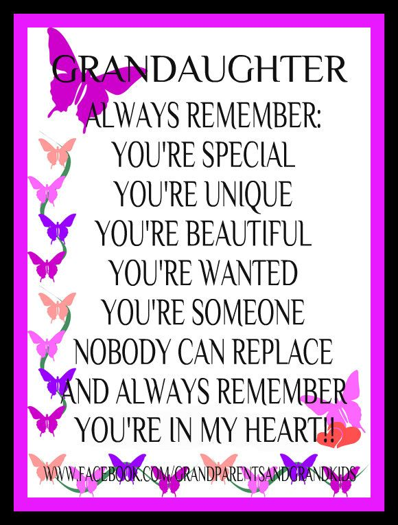 Granddaughter Quotes Sayings 03