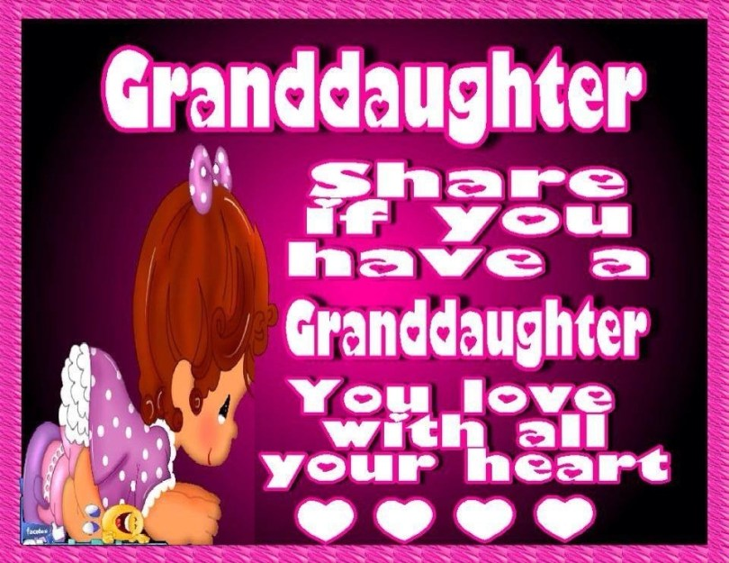37 handpicked Granddaughter Quotes & sayings in 2019 |