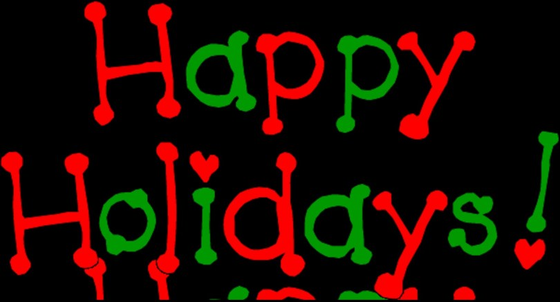 Handmade Happy Holiday Wishes Image