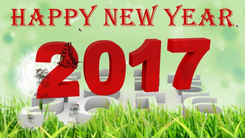 Happy 2017 Year Wishes Image