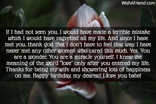 Happy Birthday My Dearest I love You Babe
