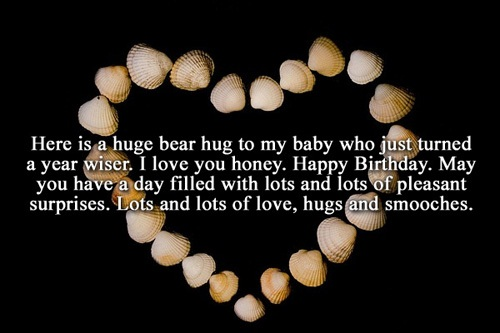 Happy Birthday Pretty Wife I Love You Honey Quotes Image