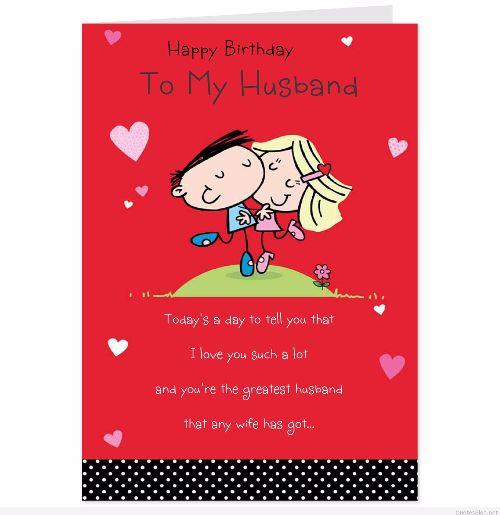 50 Best Husband Birthday Wishes Image – Happy Birthday to My Husband Cards