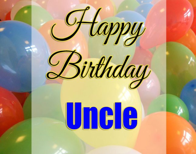 Uncle Birthday Wishes027