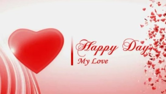 Happy Birthday Wishes To My Love Beautiful Image