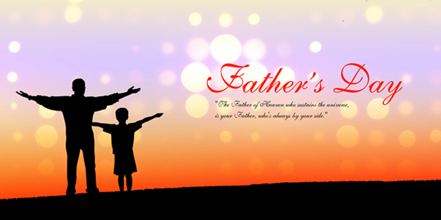 Happy Father's Day Awesome Wishes Image